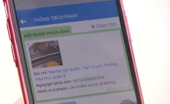TP.HCM: Tiếp nhận vấn đề nóng của người dân qua phần mềm trực tuyến