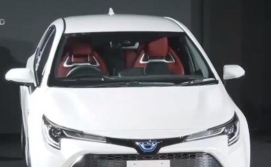 Toyota nâng sản lượng ô tô trên toàn cầu lên mức cao kỷ lục