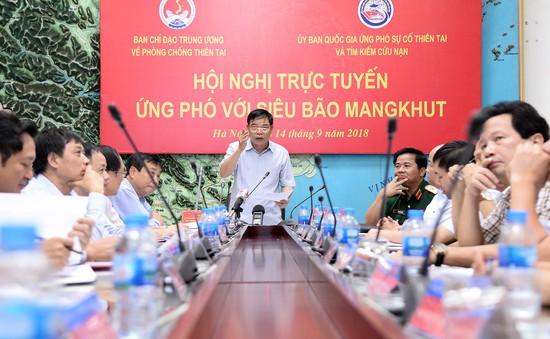 Mangkhut là siêu bão mạnh nhất thế giới đang hoạt động