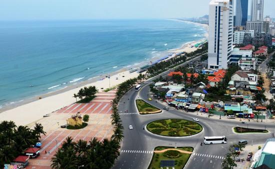 Đà Nẵng: Xây dựng 5 bãi đỗ xe dọc tuyến đường ven biển