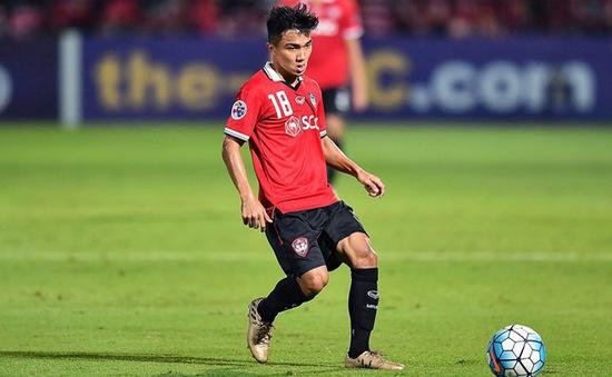 CHÍNH THỨC: Thái Lan không triệu tập 4 trụ cột tại AFF Cup 2018