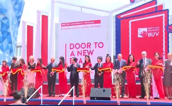 Đại học của Anh Quốc đầu tiên tại Việt Nam khánh thành