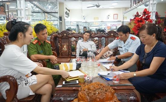 Tạm ngừng hoạt động cơ sở thẩm mỹ không phép tại Đắk Lắk