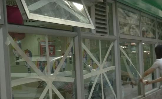 Hong Kong (Trung Quốc) chuẩn bị ứng phó với siêu bão