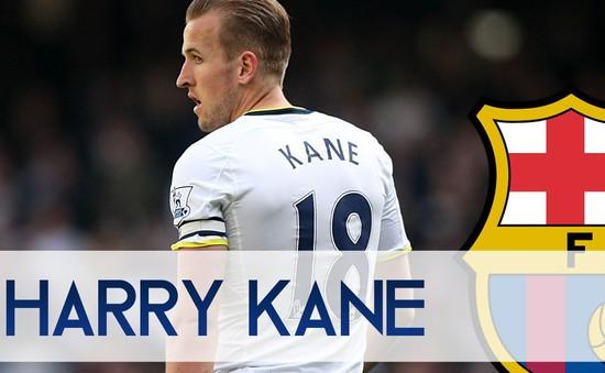 Chuyển nhượng bóng đá quốc tế ngày 15/9: Barcelona đấu Man City, Real Madrid vì Harry Kane