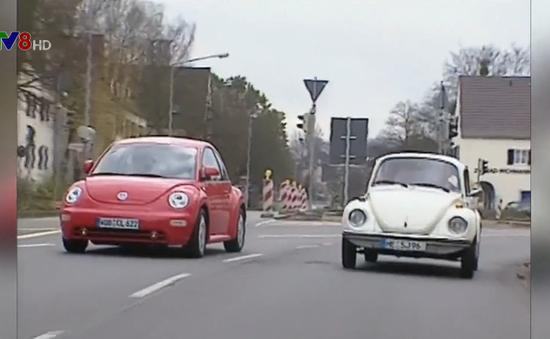 Volkswagen ngừng sản xuất xe Beetle