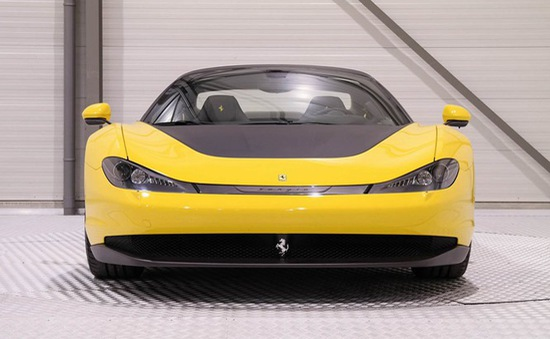 Gần 100 tỷ đồng chiếc siêu xe Ferrari thuộc hạng hiếm nhất thế giới