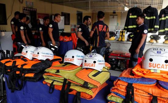 Philippines tập trung mọi nguồn lực để sơ tán và cứu hộ dân sau bão Mangkhut