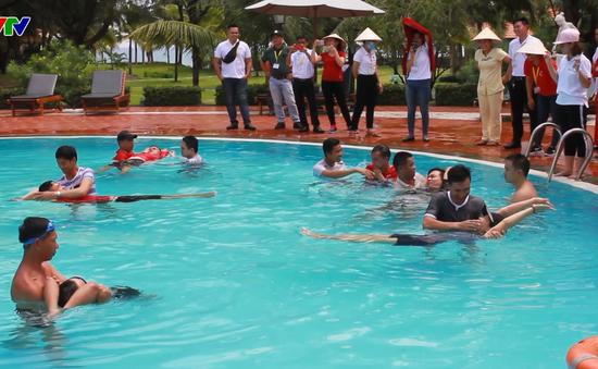 Đà Nẵng: Tập huấn sơ cấp cứu cho nhân viên ngành du lịch