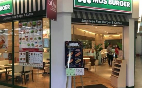 Nhật Bản: Ít nhất 28 người bị ngộ độc tại chuỗi nhà hàng MOS Burger
