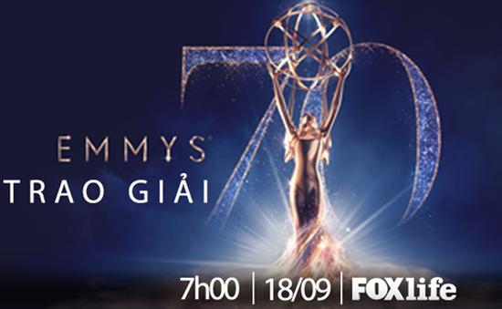 Xem trực tiếp Lễ trao giải Emmy lần thứ 70 trên Onme - VTVcab