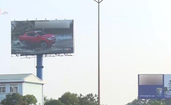 Quy hoạch quảng cáo ngoài trời trên địa bàn TP Hà Nội là cần thiết