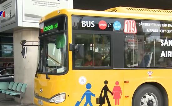 Mở nhiều tuyến xe bus liên tỉnh kết nối với sân bay Tân Sơn Nhất