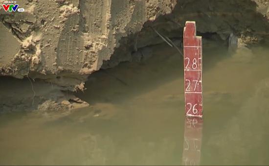 30 hồ chưa thuỷ lợi ở Quảng Nam mất an toàn trước mùa mưa bão