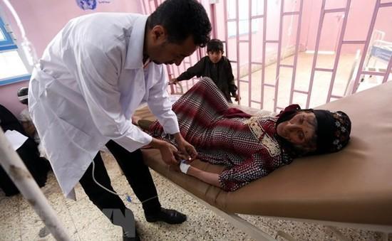 Ả Rập Xê Út: Trường hợp mắc tả đầu tiên tại khu vực giáp biên giới Yemen