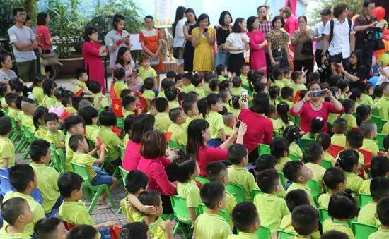 100% trường mầm non, phổ thông ở Hà Nội phải khám sức khỏe theo chuyên khoa cho học sinh