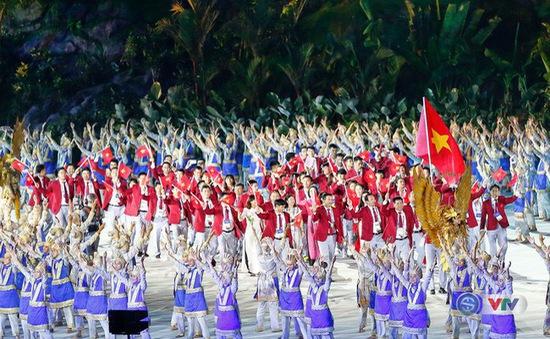 Bảng tổng sắp chung cuộc ASIAD 2018: Đoàn TTVN xếp thứ 17