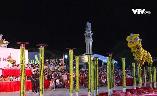 Độc đáo ngày hội Lân ở Huế