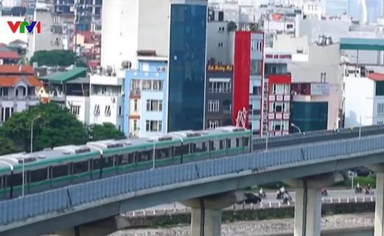 Chính phủ yêu cầu sớm đưa đường sắt Cát Linh vào khai thác