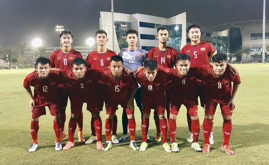 ĐT U19 Việt Nam lội ngược dòng giành chiến thắng 3-1 trước Bờ Biển Ngà