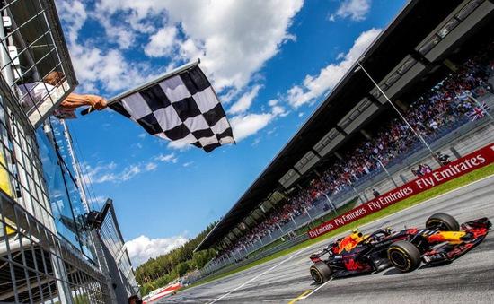 F1: Tìm hiểu về các loại cờ hiệu trên đường đua