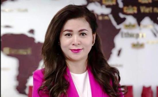 Bà Lê Hoàng Diệp Thảo thắng kiện trong vụ Trung Nguyên