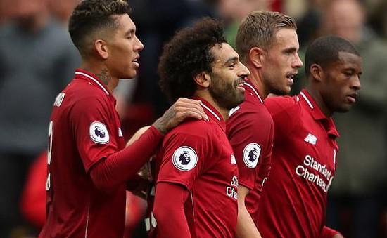 Ngoại hạng Anh ngày 22/9: Man Utd bị cầm chân, Liverpool tái chiếm ngôi đầu