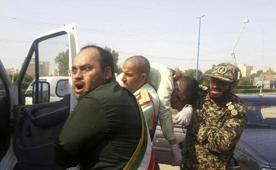 IS nhận trách nhiệm vụ tấn công lễ diễu binh ở Iran