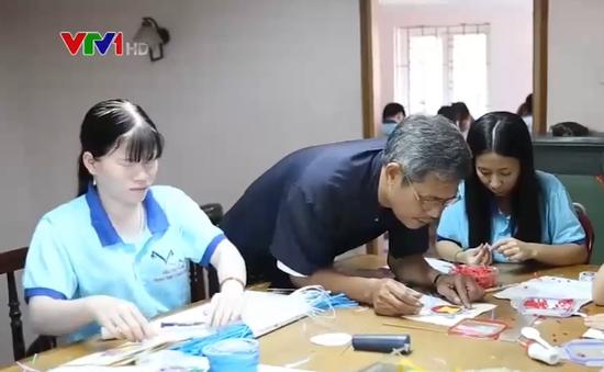 Việc tử tế: Thầy giáo của những học viên khuyết tật
