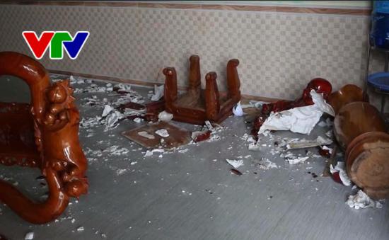 Quảng Bình: Khởi tố người cha nhốt 3 con ruột trong nhà rồi phóng hỏa