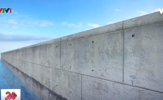 Đề xuất xây tường nhân tạo để ngăn băng tan ở Nam Cực