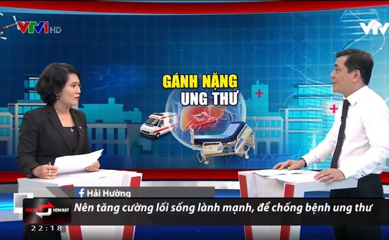 Bệnh ung thư ở Việt Nam: Tăng cao và có xu hướng trẻ hóa