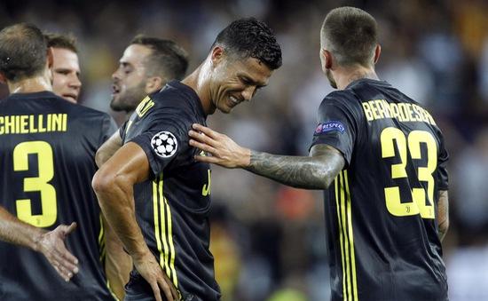 Chính thức: UEFA ra án phạt không tưởng cho C.Ronaldo