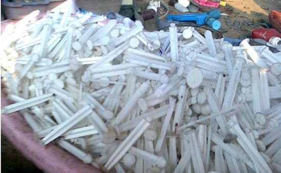 Khó khăn trong xử lý rác thải y tế tại Bạc Liêu