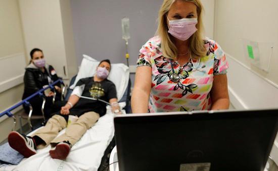 80.000 người Mỹ chết vì bệnh cúm chỉ trong 5 tháng