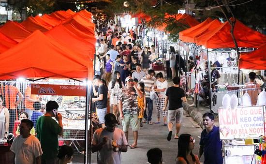 Đà Nẵng khai trương chợ đêm Sơn Trà kết hợp phố đi bộ