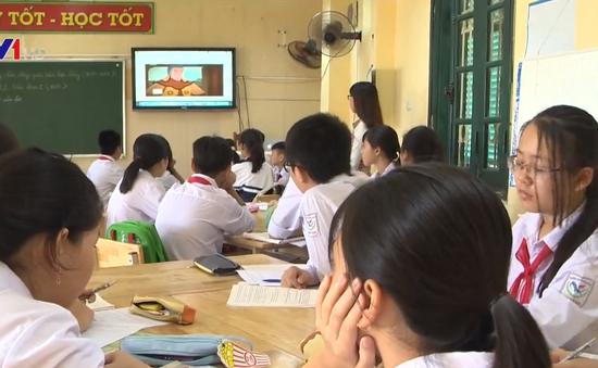 Ứng dụng giáo án điện tử vào đổi mới dạy và học môn Lịch sử