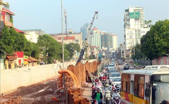 Hà Nội: Cầu vượt nút giao An Dương - Thanh Niên sẽ thông xe trước 10/10