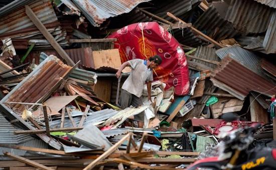 Giáo hoàng cầu nguyện cho các nạn nhân động đất Indonesia