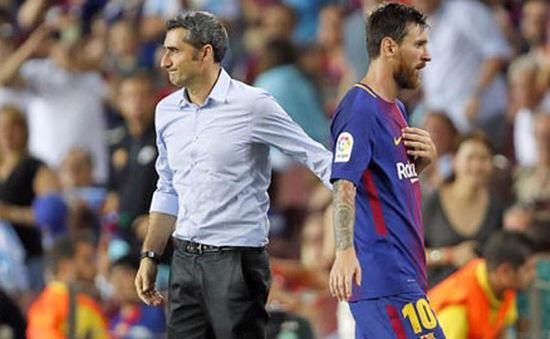 """HLV Valverde động đến """"điều tối kỵ""""  ở Barcelona"""