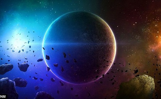 Phát hiện thiên thạch 4,56 tỉ năm tuổi