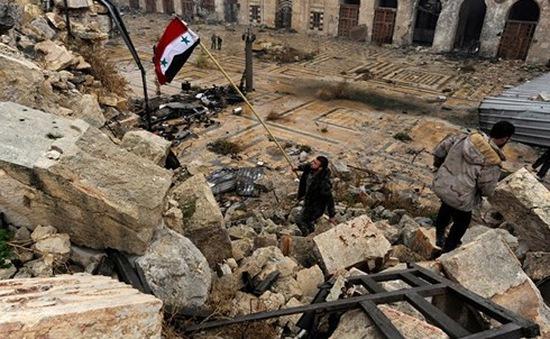 Nhóm nổi dậy đầu tiên rút khỏi Idlib (Syria) nhằm tránh cuộc tấn công lớn