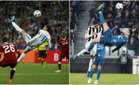 CĐV Real Madrid bỏ qua Ronaldo trong cuộc đua Bàn thắng đẹp nhất năm