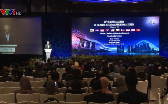 Khai mạc Đại hội đồng Liên Nghị viện ASEAN (AIPA) 39
