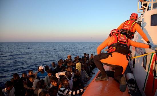 Gia tăng tỷ lệ người di cư thiệt mạng ở Địa Trung Hải