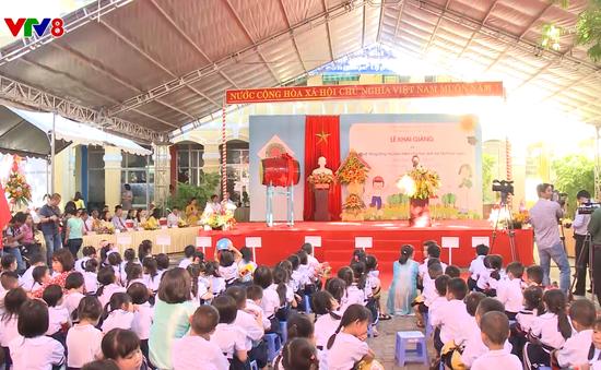 Phó Thủ tướng Trương Hoà Bình phát động Tháng cao điểm an toàn giao thông cho học sinh