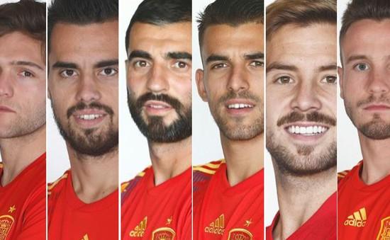 Bất ngờ với người kế thừa số áo của Iniesta ở ĐT Tây Ban Nha