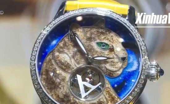 Triển lãm đồng hồ độc đáo ở Hong Kong, Trung Quốc