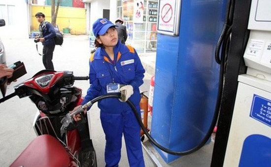 Giá xăng tăng thêm 300 đồng/lít từ 15h