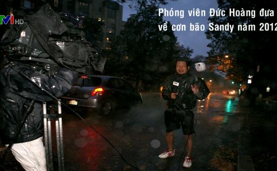 Khoảng khắc ấn tượng của những người làm truyền hình ở VTV